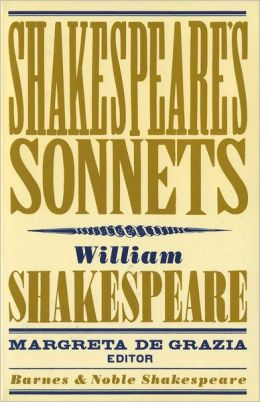 Sonnets (Barnes & Noble Shakespeare)