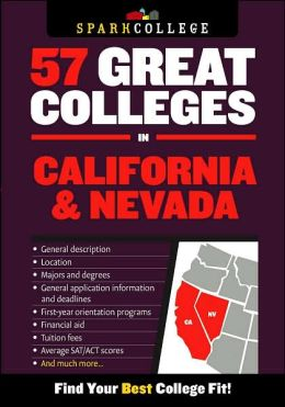 57 Great Colleges in California and Nevada (SparkCollege)