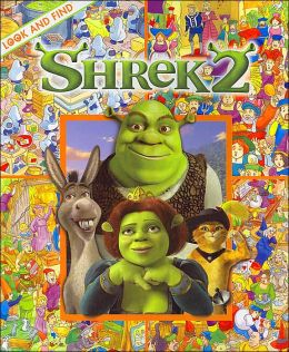 Shrek 2: Look and Find
