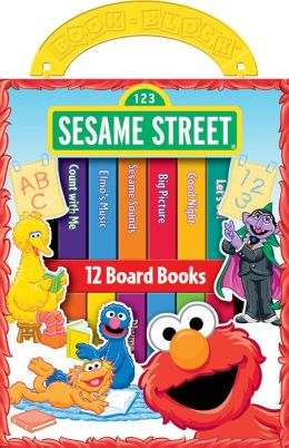 Sesame Street (My First Library)
