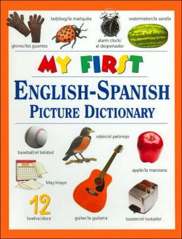 My First English-Spanish Dictionary