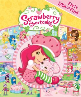 First Look and Find Strawberry Shortcake