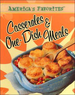Retro Casseroles & One Dish Meals