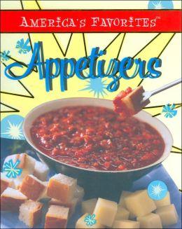 America's Favorites: Appetizers