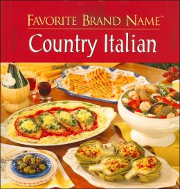 Favorite Brand Name Country Italian