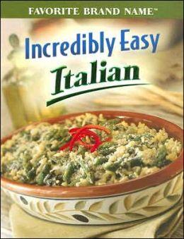 Incredibly Easy Italian