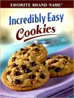 Incredibly Easy Cookies