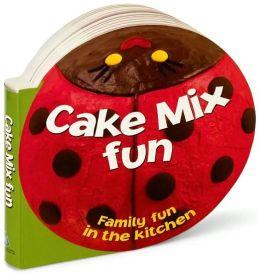 Cake Mix Fun