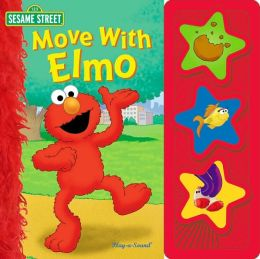 Sesame Street Move With Elmo