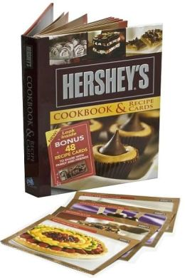 Hershey's Cookbook & Recipe Cards