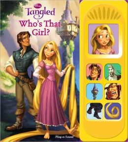 Disney Tangled: Who's That Girl