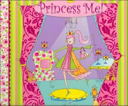 Princess Me: Scrapbook Activity Book (Dena Designs Scrapbook Activity Book Series)