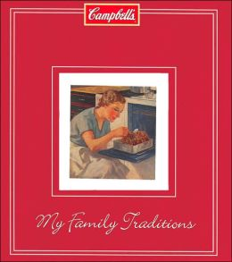 Campbell's Family Traditions Recipe Binder