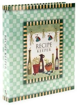 Recipe Keeper: Deluxe Recipe Binder