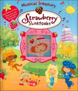 Strawberry Shortcake Musical Treasury