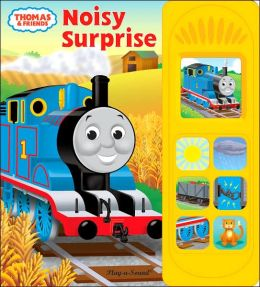 Thomas Noisy Surprise Little Sound Book by Publications International