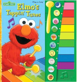 Elmo's Tappin Tunes Xylophone