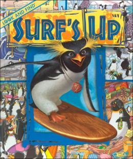 Surf's Up: Look and Find