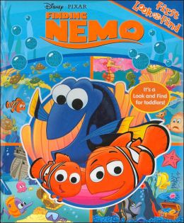 Finding Nemo: First Look & Find