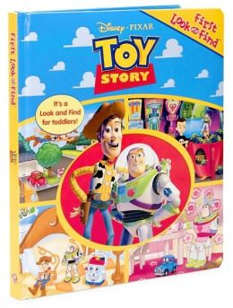 Toy Story: First Look and Find (Toy Story Series)