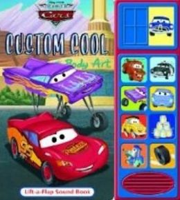 Disney Pixar The World of Cars: Custom Cool