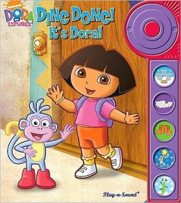 Dora the Explorer: Ding Dong! It's Dora!