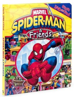 Spider-Man and Friends (First Look and Find Series)