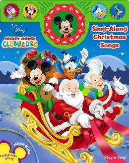 Sing-along Christmas Song (Mickey Mouse Clubhouse)