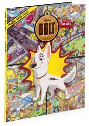 Disney's Bolt: Look and Find