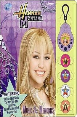 Hannah Montana Clip on Charm Sound