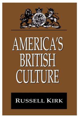 America's British Culture