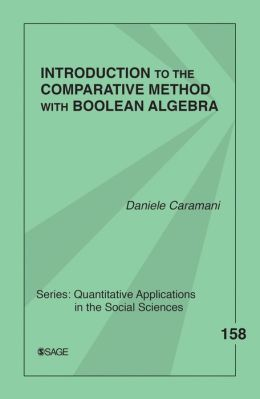 Introduction to the Comparative Method With Boolean Algebra