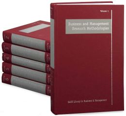 Business and Management Research Methodologies