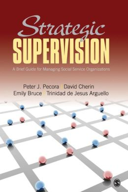Strategic Supervision: Personnel Management in Human Service