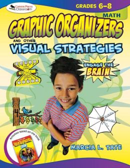 Engage the Brain: Graphic Organizers and Other Visual Strategies, Math, Grades 6-8