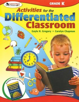 Activities for the Differentiated Classroom: Kindergarten