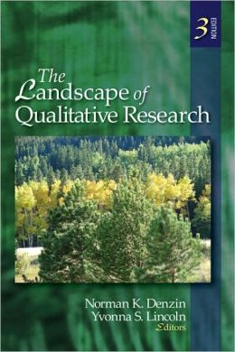 The Landscape of Qualitative Research, 3rd Edition