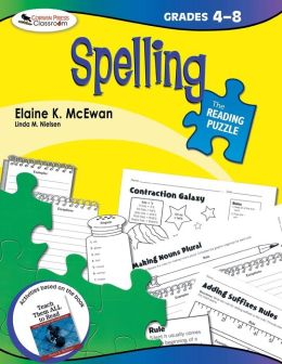 The Reading Puzzle: Spelling, Grades 4-8