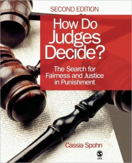 How Do Judges Decide?