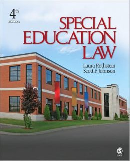 Special Education Law, Fourth Edition