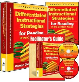 Differentiated Instructional Strategies for Reading in the Content Areas (Multimedia Kit): A Multimedia Kit for Professional Development