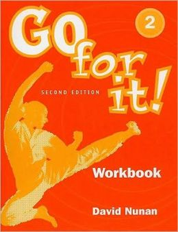 Workbook for Go for it! Book 2, 2nd