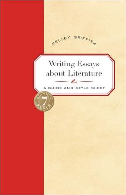 writing essays about literature 9th edition Writing essays about literature 9th edition pdf, creative writing introduction activities, gcse history coursework help.