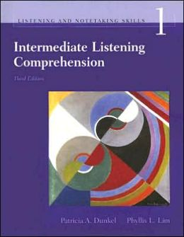 Intermediate Listening Comprehension: Understanding and Recalling Spoken English