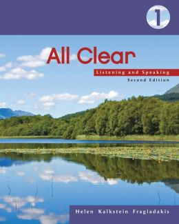 All Clear 1: Listening and Speaking