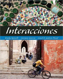 Interacciones (with Audio CD)