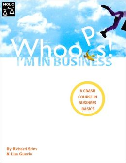 Whoops! I'm in Business: A Crash Course in Business Basics