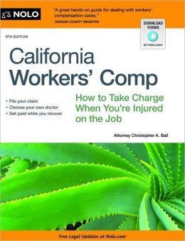California Worker's Comp: How To Take Charge When You're Injured On The Job