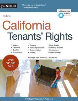 California Tenants' Rights