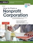 Book Cover Image. Title: How to Form a Nonprofit Corporation (National Edition), Author: Anthony Mancuso Attorney